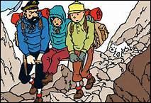 Comment s'appelle ce jeune garçon, assis entre Tintin et le capitaine ?