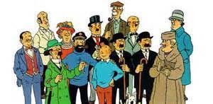 Tintin, petit reporter !