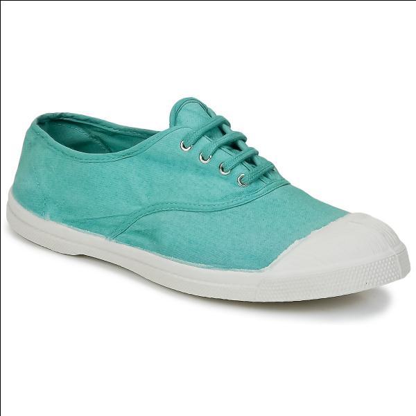 Comment s'appelle cette marque de chaussures ?