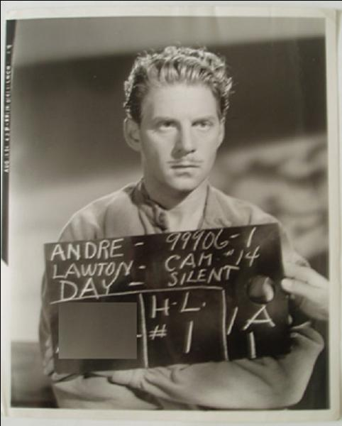 Cet acteur qui, à la défaite, s'exile aux USA. Il y tournera deux films en 1943, « commando en Bretagne » de Jack Conway et « La Croix de Lorraine » de Tay Garnett. Il s'engage dans les Forces françaises libres en juin 1943. Quel est cet homme ?