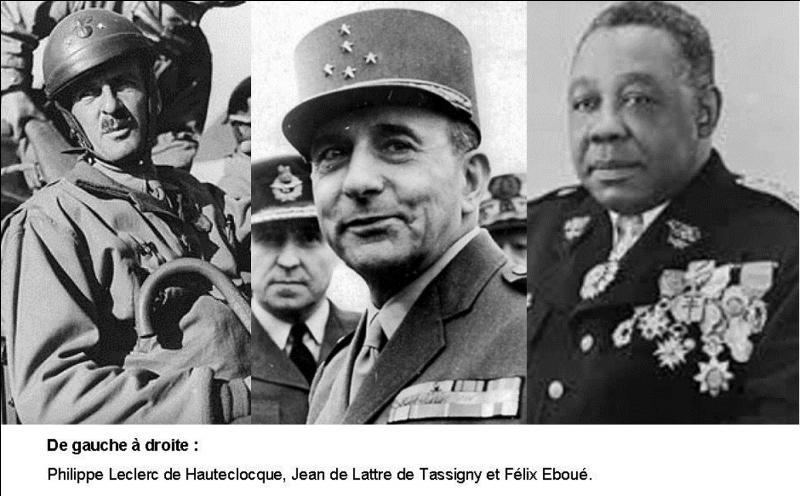 Cette personne gouverna le premier territoire à se rallier à la France libre du général de Gaulle. Ce territoire servira de point de départ à différentes forces armées vers l'Afrique du nord. Il décédera de maladie en mai 1944.