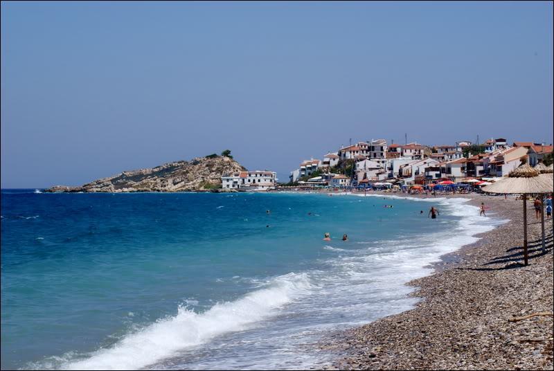 Mathématiques. Le mathématicien, scientifique et philosophe Pythagore est né vers -580 sur l'île de Samos. A quel pays cette île appartient-elle de nos jours ?
