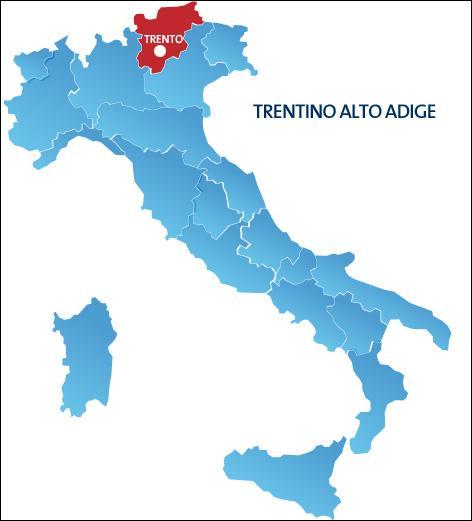 Langues. Trois langues sont parlées dans la région autonome italienne du Trantin-Haut-Adige, l'italien évidemment, mais également l'allemand et une langue régionale, le ladin. Quel pourcentage de la population s'exprime t-il majoritairement en allemand ?