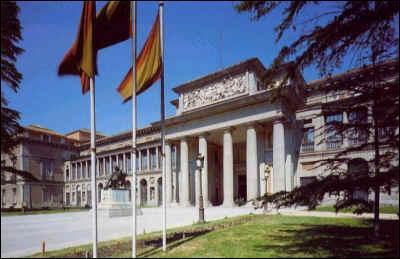Art. Lequel de ces grands musées espagnols la ville de Madrid accueille t-elle ?