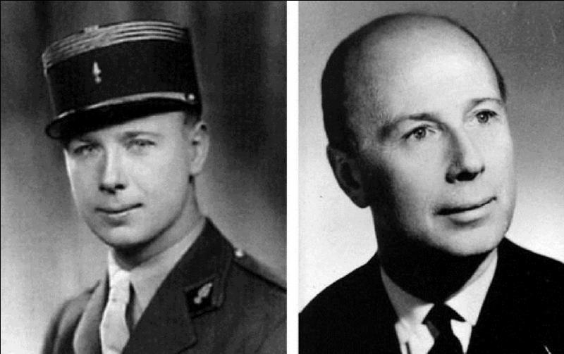 En 1939, il est le responsable, d'une unité de techniciens. Il deviendra le créateur et le chef des services spéciaux de la France libre. Il en restera le patron jusqu'à la fin de la guerre. Qui est-il ?