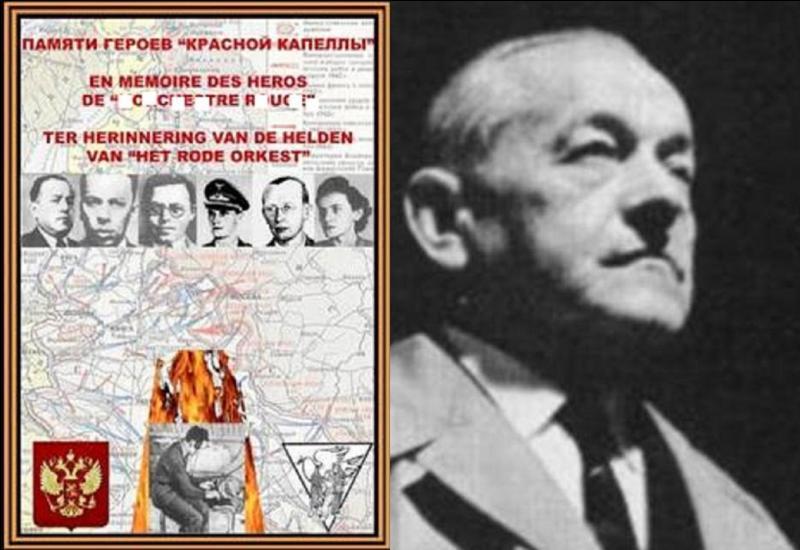 Cette personne à été réellement un « chef d'orchestre » Il a permis d'informer les Soviétiques, les rouges, comme disaient les nazis. Il aura informé efficacement informé Staline, même si celui-ci ne l'a pas toujours cru. En plus, au lieu de le féliciter, il l'a mis en prison.