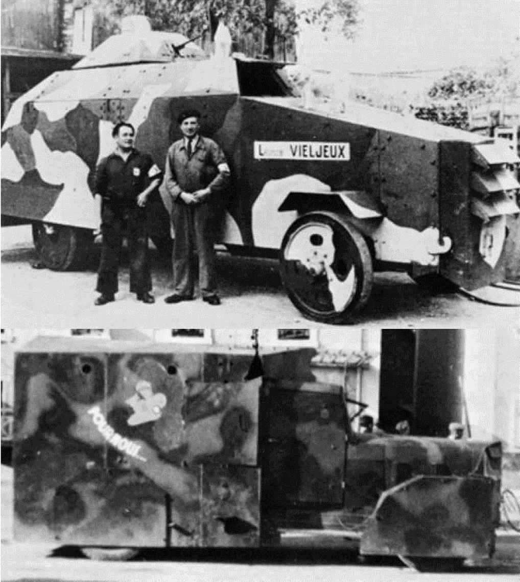 Quelques Résistants pendant la 2e Guerre mondiale, N°3 !
