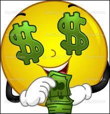 Quelqu'un qui ne pense qu'à l'argent et ne veut pas en donner aux autres, ni en dépenser, est
