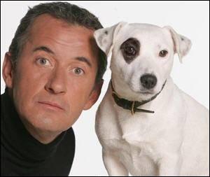 Comment s'appelle le Jack Russel, compagnon fidèle du présentateur de télévision Christophe Dechavanne ?