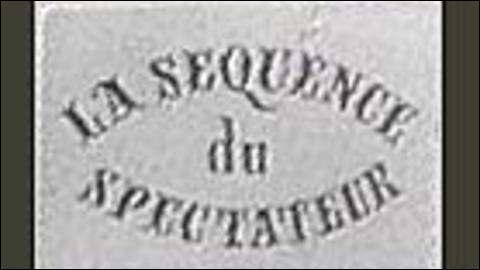 """Pendant 36 ans, l'émission """"La Séquence du spectateur"""" présentait des extraits ..."""