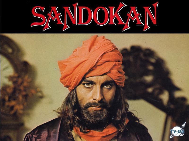 """En 1976, dans la série """"Sandokan"""", dans quel pays se déroule l'histoire ?"""