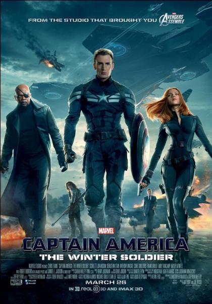"""Dans """"Captain America : Le Soldat de L'Hiver"""", les scénaristes ont placé une petite référence à un autre héros Marvel encore jamais vu sur grand écran, en disant son nom. Mais qui était-ce ?"""