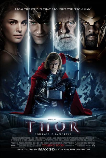 """Qui est le réalisateur de """"Thor"""" ? (premier du nom)"""