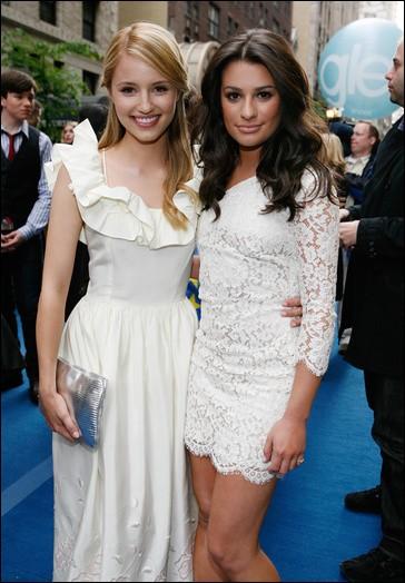 Qui est la BFF de Lea Michele ?