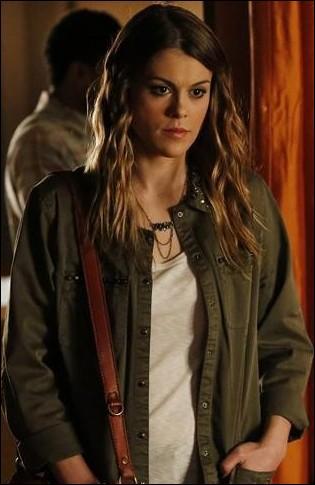 Comment s'appelle l'actrice qui joue le rôle de Paige McCullers ?