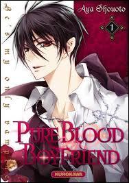 Pour commencer qui est l'auteur de PureBlood Boyfriend ?
