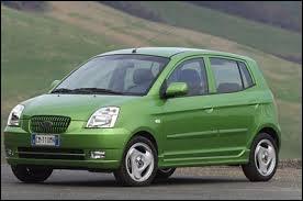 Cette petite voiture coréenne est une ...