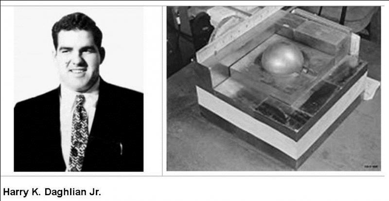 Le scientifique Harry K. Daghlian, Jr est, probablement la première personne à être décédé d'un accident dans son domaine de recherche. Il a lâché un objet sur un autre, provoquant sa mort. Pour vous aider, il y a un rapport très indirect avec un quartier new-yorkais ! De quoi est-il décédé ?