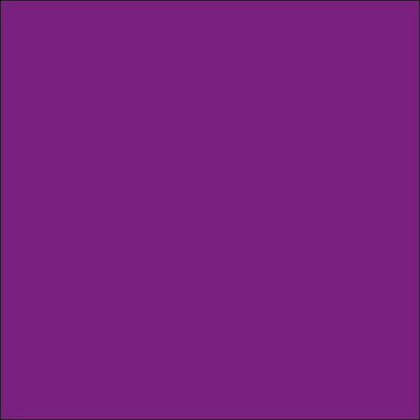 C'est violet en français et c'est ........... en anglais.