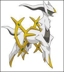"""Comment s'appelle ce Pokémon """"Maître Du Monde"""" ?"""