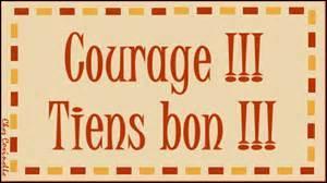 Tu ne m'as pas écoutée, te voilà devant mon quiz insipide !  Tu as eu du courage... Tiens, en parlant de courage, pourras-tu trouver la seule de ces citations de la main de John Gay ?