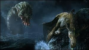 Dans l'Odyssée du passeur d'Aurore, quelle créature commbattent-ils à la fin ?