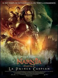 Qui voyons-nous dans le Chapitre 2 de Narnia ?