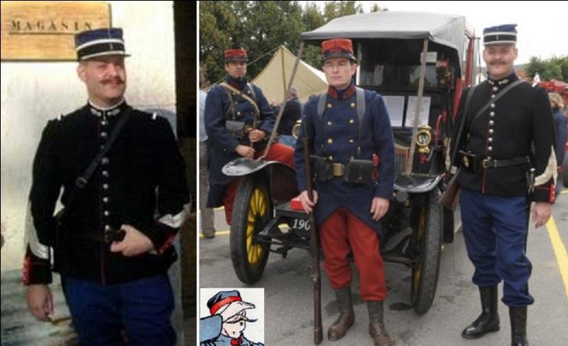 Admettons que nous sommes en 1920. Pour pouvoir vous engagez dans la Gendarmerie nationale française, que seriez-vous obligé de faire ?