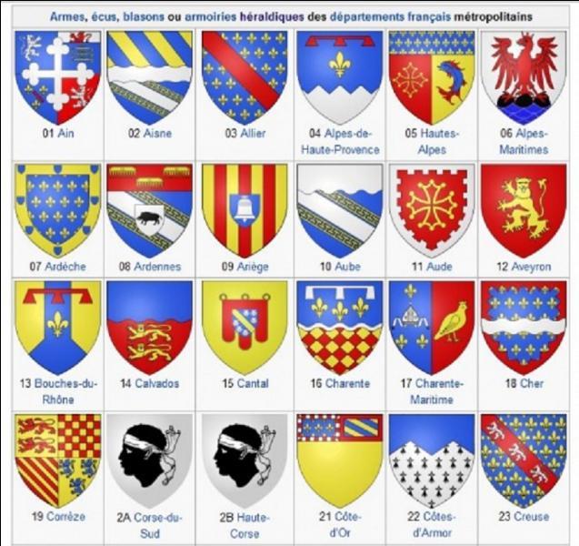 Les départements français ont été créés avec la Révolution française, en 1790. Mais, sur quel principe les frontières de chaque département furent-elles définies ?