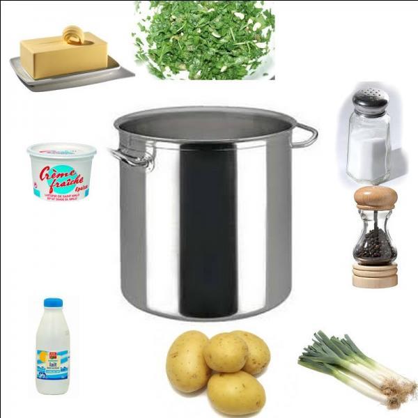 Quel(le) est la bonne soupe ou le potage que voici ?