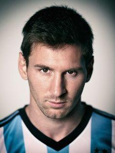 Le visage des footballeurs