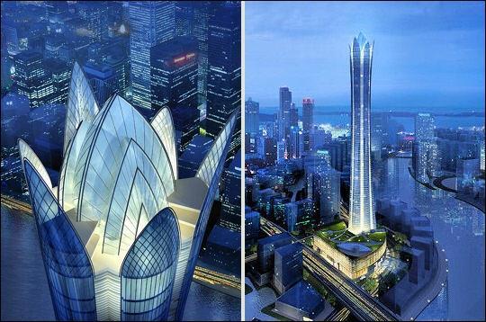 La tour Burj Al Alam à Dubaï. Quelle est sa hauteur ?