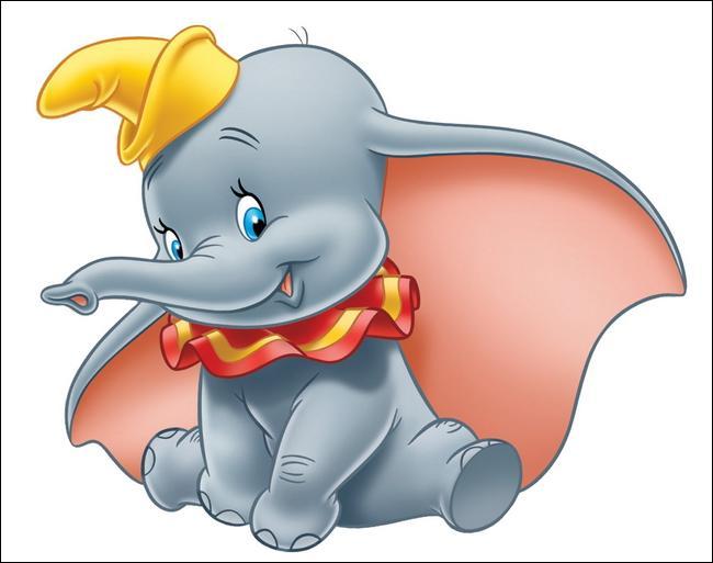 """D comme... Dumbo, qui lui chante """"Mon tout Petit"""" ?"""