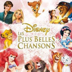 L'alphabet des chansons Disney