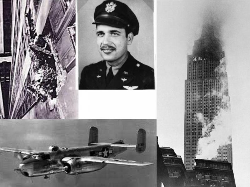 La ville de New York a subi beaucoup de dégâts suite à des accidents d'avions ou d'attentats. On connait l'attentat de Trade Center, le crash d'un avion sur le quartier du « Queens » (et autres). Mais, que s'est-il réellement passé le 28 Juillet 1945.