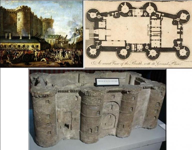Ce fameux jour du 14 juillet, la Bastille est prise. Pouvez-vous me dire combien de prisonniers étaient incarcérés dans cet endroit et que leur est-il arrivé ?