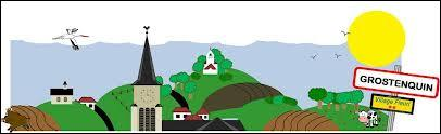 Le village Mosellan de Grostenquin se situe en région ...