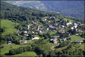 Le village Isérois de Saint-Barthélémy-de-Séchilienne se situe en région ...