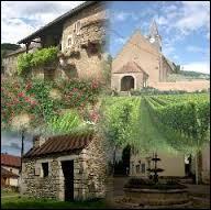 Voici différentes vues de la commune Côte-d'Orienne de Villaines-les-Prévôtés. Elle se situe en région ...