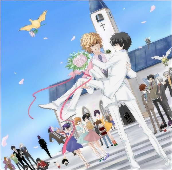 Un mariage inattendu ! Hibari succombe au charme de...