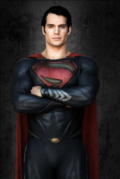 Qui interprète Superman depuis Man of Steel ?