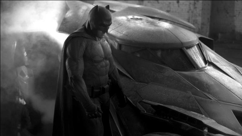 Quel est le nouvel interprète de Batman ?