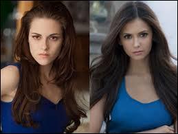 Une fois vampires, la couleur de leurs yeux est-elle identique ?