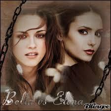 Bella et Elena ont-elles vécu toutes deux la même histoire ?