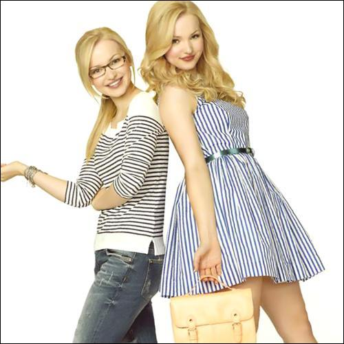 """Dans """"Liv et Maddie"""", comment s'appelle le plus jeune de la famille ?"""