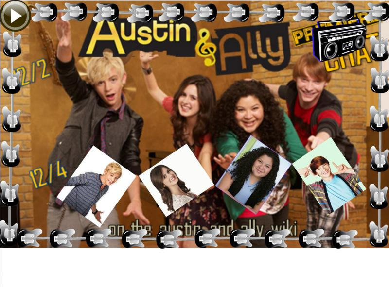 """Dans """"Austin et Ally"""", qui est la ou le meilleur(e) amie d'Ally ?"""