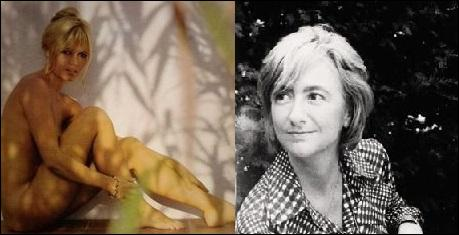 Romancière. Quelle femme aux multiples talents d'écrivain rendit un bel hommage à Brigitte Bardot dans un ouvrage paru en 1975, agrémenté de magnifiques photos ?