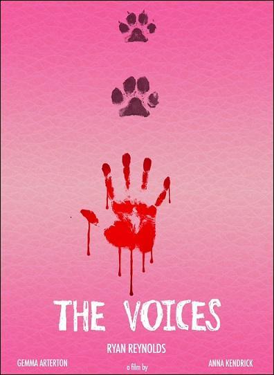 """Quelle réalisatrice signe le thriller inédit """"The Voices"""" qui devrait sortir cette année ou l'année prochaine ?"""