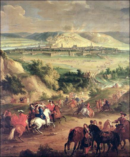 En 1693-1694, la France connaît