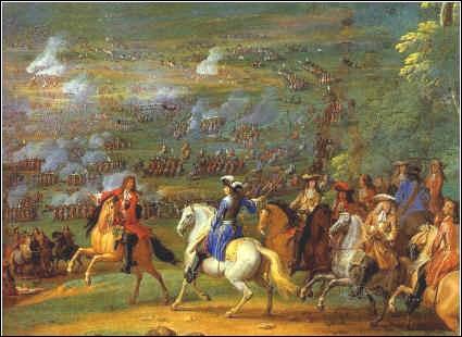 Pour continuer à financer la participation française à la guerre de Trente Ans (1618-1648) et contre l'Espagne, que fait Mazarin ?